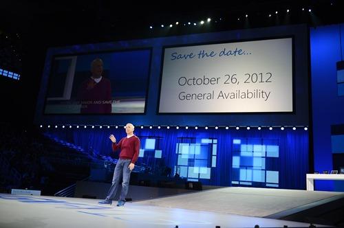 26 Ekim - Merakla beklenen Windows 8 işletimi 26 Ekim'in ilk saatleri itibariyle yayınlandı ve 4 günde 4 milyon yükseltme sayısına ulaştı.