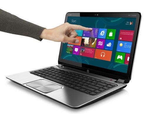 Kasım - Dokunmatik ekranlı Windows 8'li ultrabook'lar piyasaya çıktı...