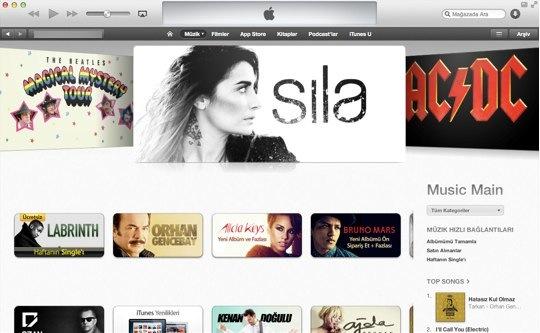 04 Aralık -iTunes Store Türkiye'ye açıldı. Apple'ın dijital içerik sağlama hizmeti olan iTunes Store artık resmi olarak Türkiye'ye geldi.