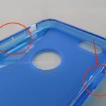 iPhone 6'ya ait olduğu iddia edilen bir kılıf...