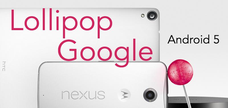 Lollipop Google!
